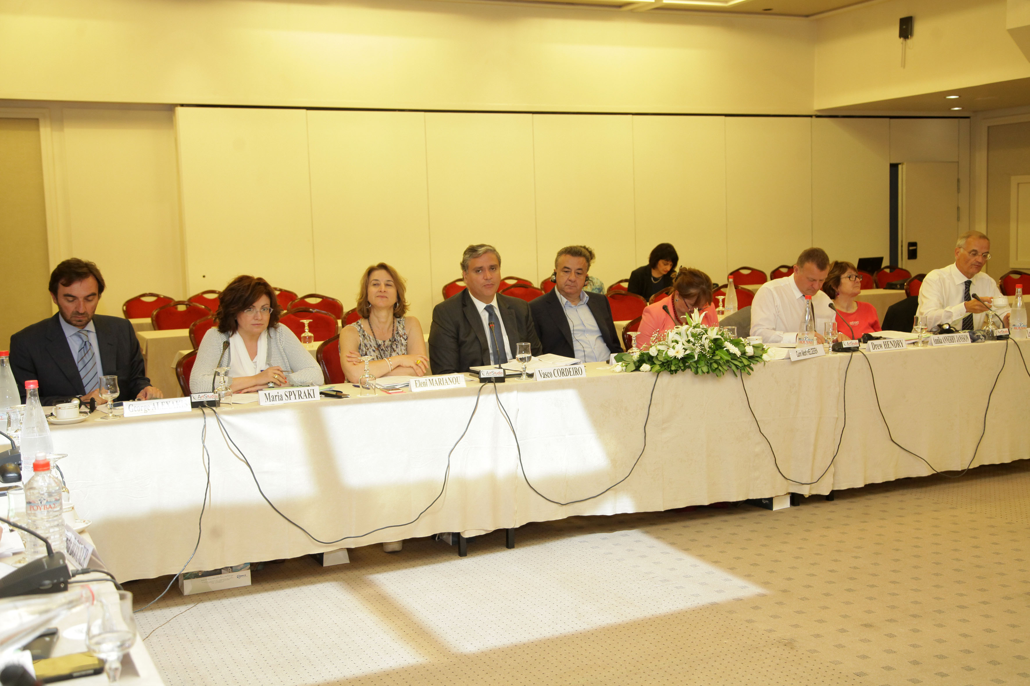 Eκδήλωση για την Πολιτική Συνοχής της Ε.Ε. που διοργάνωσε η Περιφέρεια Κρήτης